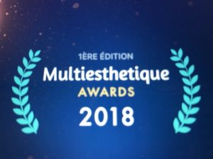 multiesthetique award 2018